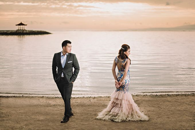 Andy N Elvira Prewedding by Hendra & Andre by Cheese N Click Photography - 001