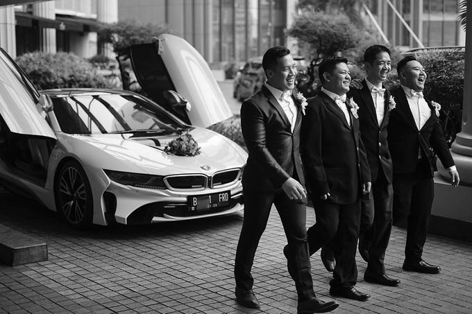 Wedding of Fendi & Olivia - 15.12.19 by The Ritz-Carlton Jakarta, Mega Kuningan - 002