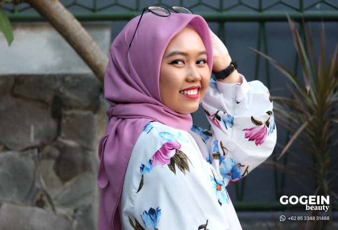 Party Hijab Make-Up by Gogein Beauty - 002