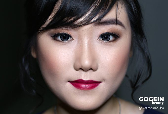 Party Glam Make-Up by Gogein Beauty - 002