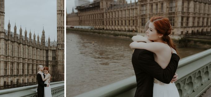 Pre Wedding Shoot in London by Cinzia Bruschini Photography - 011