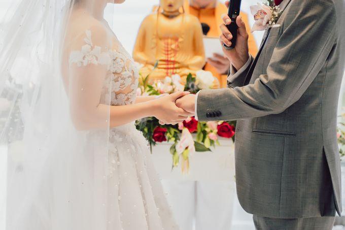 The Wedding of Senjaya & Livia by Bali Wedding Atelier - 022