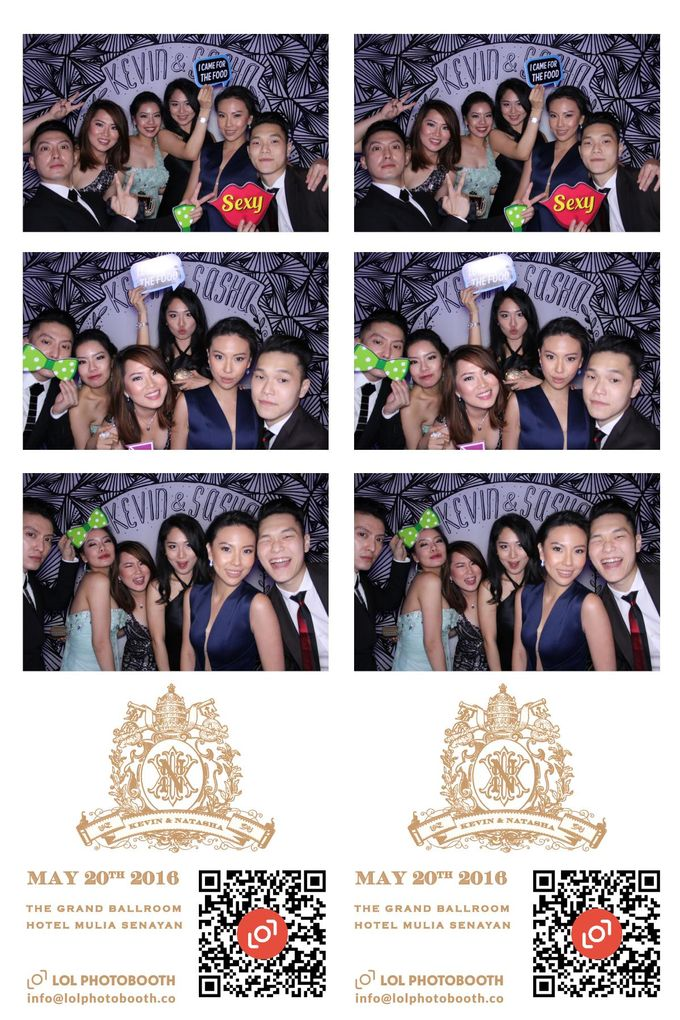 Wedding of Kevin&Sasha by lolphotobooth.co - 002