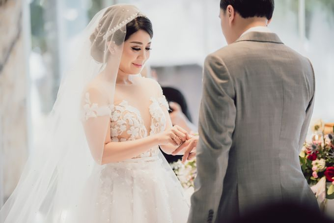 The Wedding of Senjaya & Livia by Bali Wedding Atelier - 023