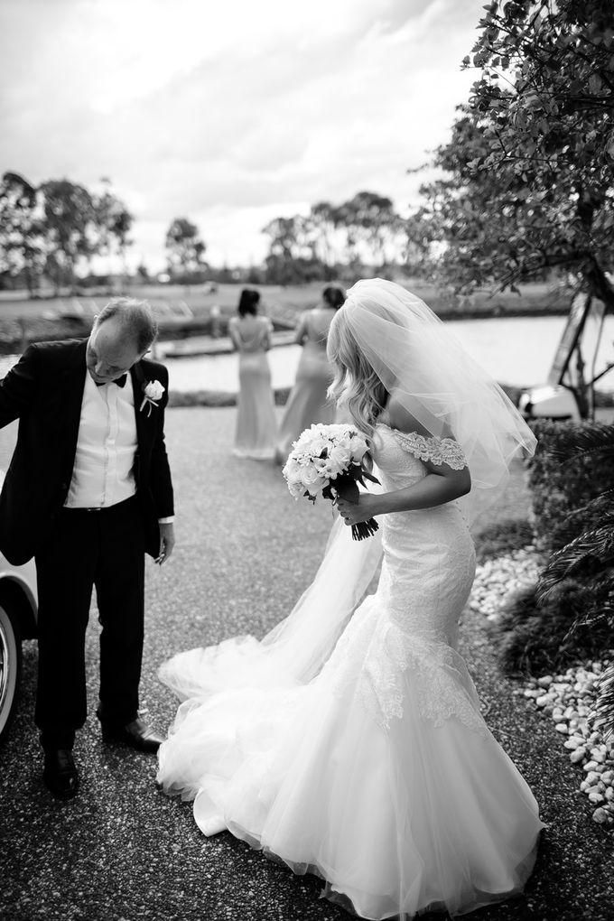 The love story of Bec & Callum - the minimalistic wedding by BWedding Invitations - 013