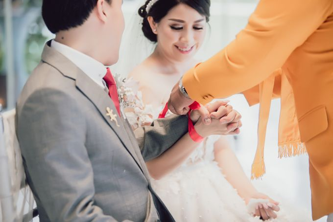 The Wedding of Senjaya & Livia by Bali Wedding Atelier - 024