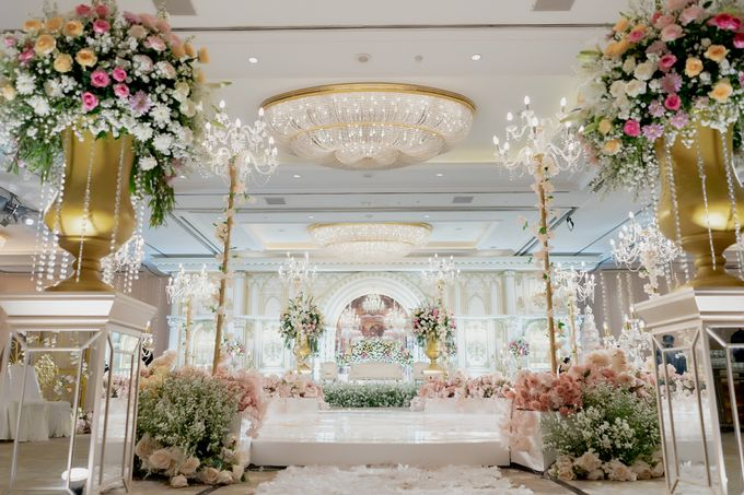 Shangri-la - Alvien & Olivia by Maestro Wedding Organizer - 049