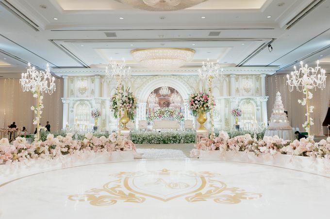 Shangri-la - Alvien & Olivia by Maestro Wedding Organizer - 050