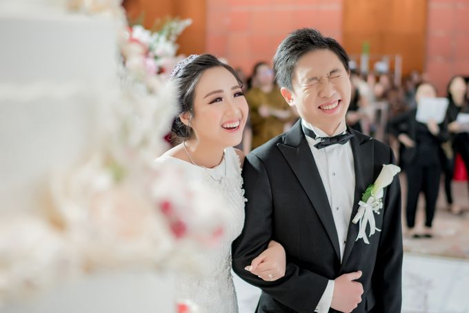 The Wedding of Martin & Eugenia by Mandarin Oriental, Jakarta - 017