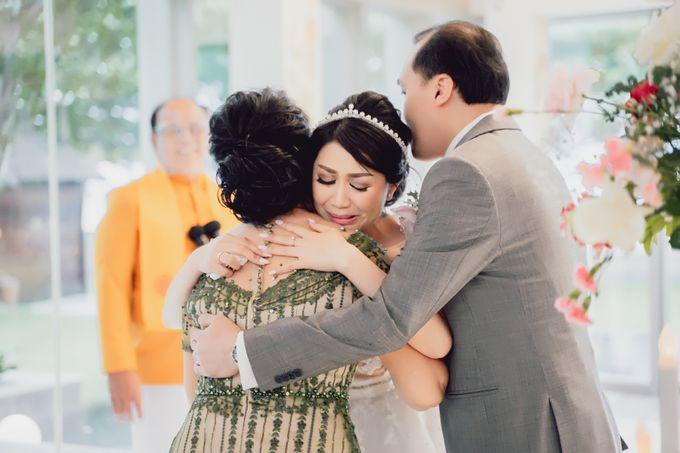 The Wedding of Senjaya & Livia by Bali Wedding Atelier - 026