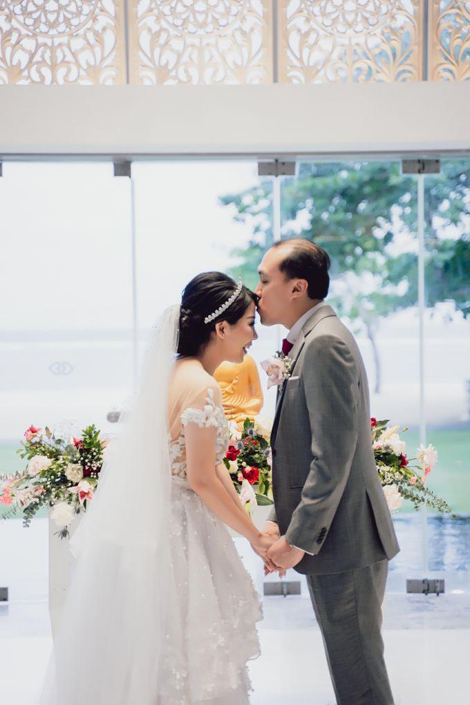 The Wedding of Senjaya & Livia by Bali Wedding Atelier - 027