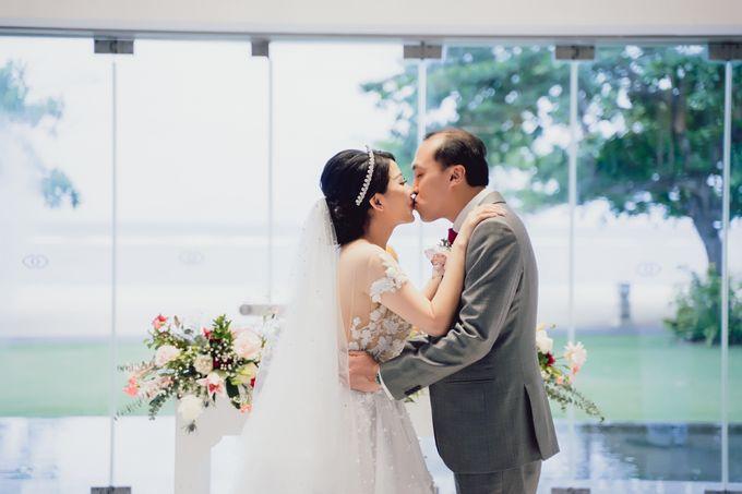 The Wedding of Senjaya & Livia by Bali Wedding Atelier - 028