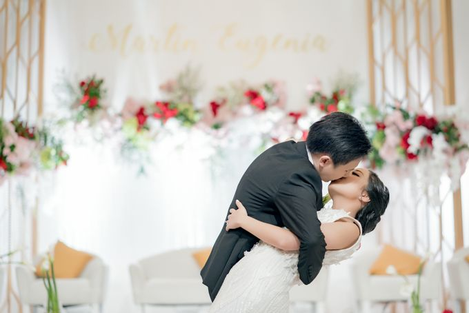 The Wedding of Martin & Eugenia by Mandarin Oriental, Jakarta - 018