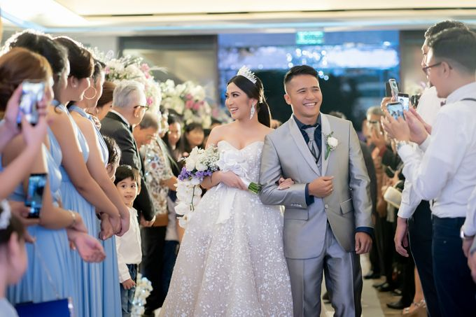 Hyatt - Amandio & Debby Supit by Maestro Wedding Organizer - 049