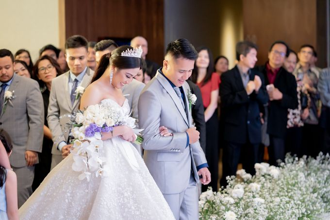 Hyatt - Amandio & Debby Supit by Maestro Wedding Organizer - 047