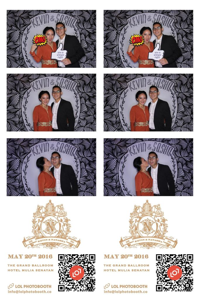 Wedding of Kevin&Sasha by lolphotobooth.co - 003