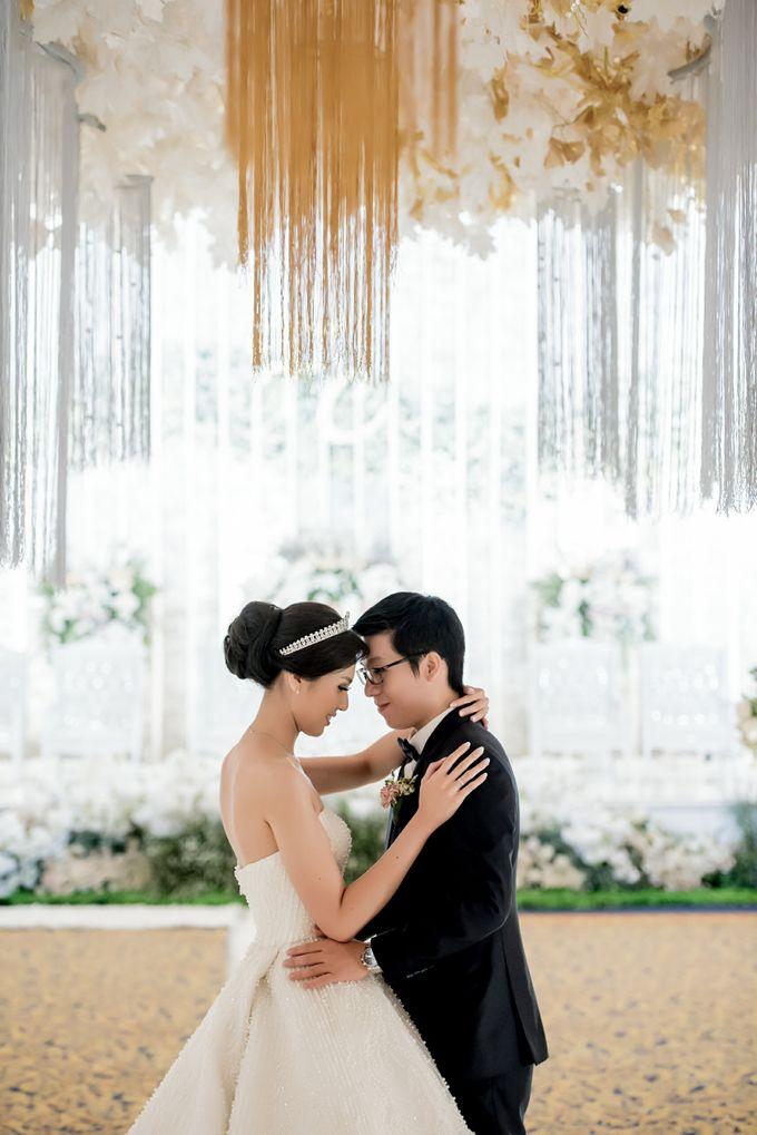 The Wedding of Felix & Chiara by Amor Cake - 002