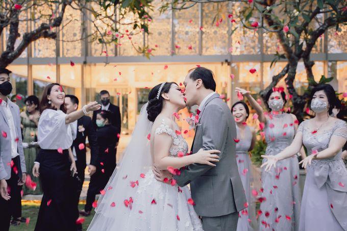 The Wedding of Senjaya & Livia by Bali Wedding Atelier - 029