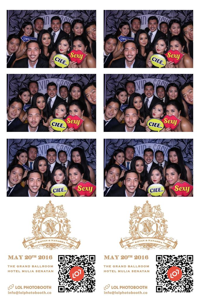 Wedding of Kevin&Sasha by lolphotobooth.co - 006