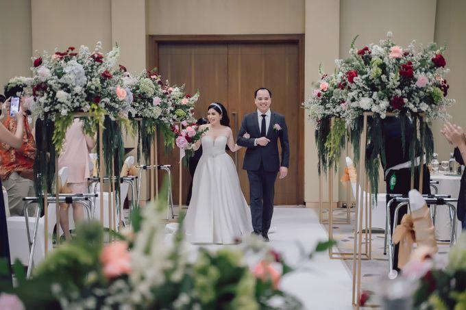 Hendra & Stephanie's Wedding by Cloche Atelier - 012