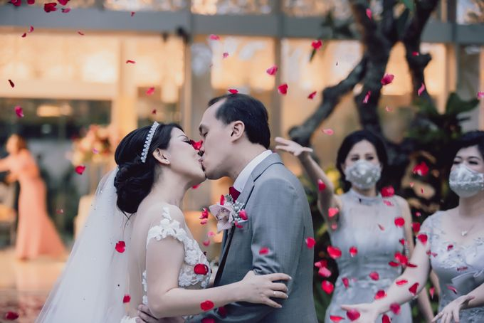 The Wedding of Senjaya & Livia by Bali Wedding Atelier - 030