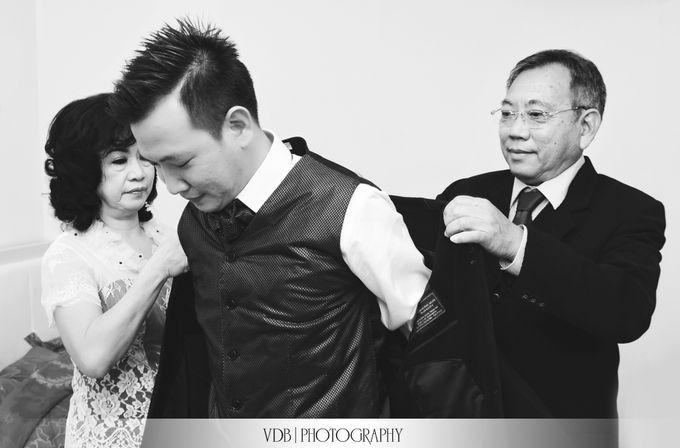[Wedding Day] Rio & Winnie by VDB Photography - 017