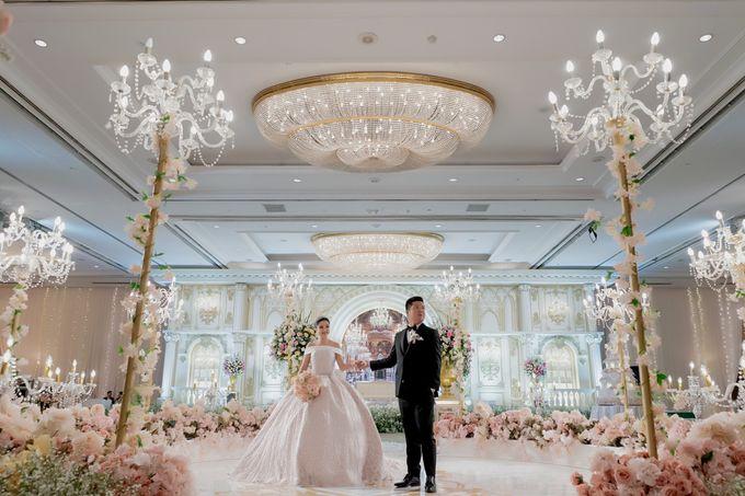 Shangri-la - Alvien & Olivia by Maestro Wedding Organizer - 046