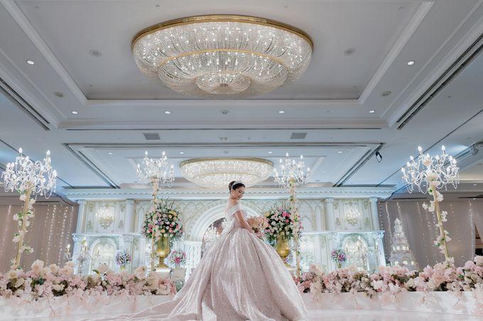 Shangri-la - Alvien & Olivia by Maestro Wedding Organizer - 029