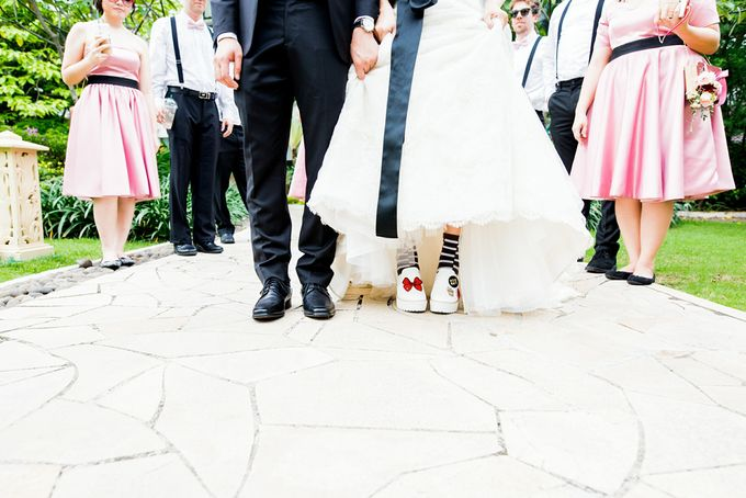 From Pancake To The Moon - Eddy & Lyshe Wedding by Vera Wang Singapore - 015