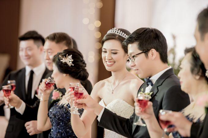The Wedding of Felix & Chiara by Amor Cake - 004
