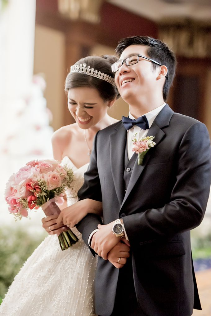 The Wedding of Felix & Chiara by Amor Cake - 005