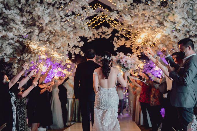 The Wedding of Senjaya & Livia by Bali Wedding Atelier - 031
