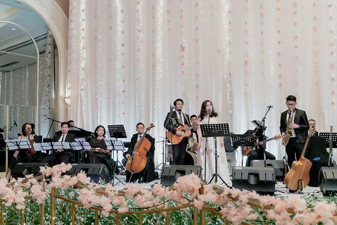 Shangri-la - Alvien & Olivia by Maestro Wedding Organizer - 030