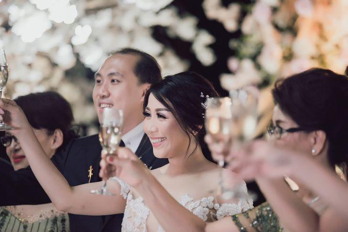 The Wedding of Senjaya & Livia by Bali Wedding Atelier - 033