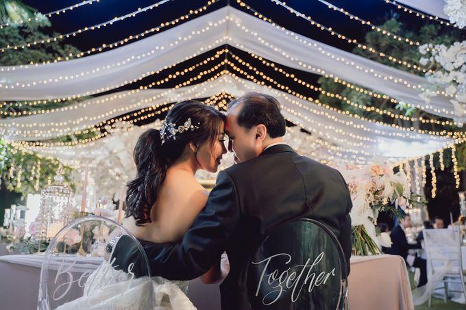 The Wedding of Senjaya & Livia by Bali Wedding Atelier - 034