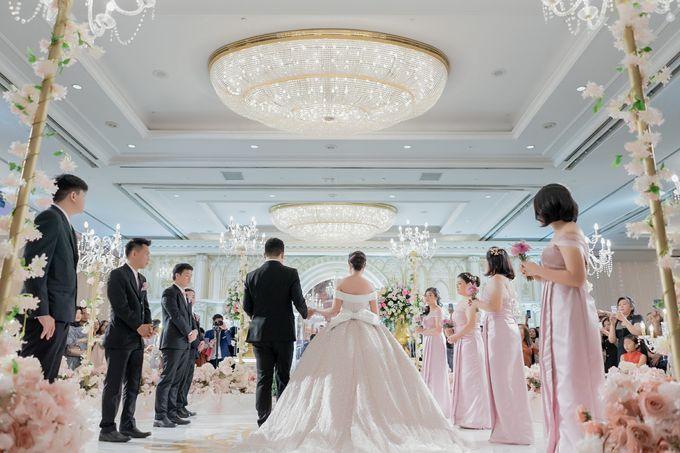 Shangri-la - Alvien & Olivia by Maestro Wedding Organizer - 045