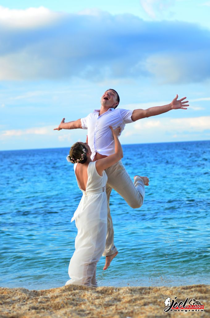 Boracay Wedding Photos by #1 Boracay Wedding Photographer - Joel Juliano - 001