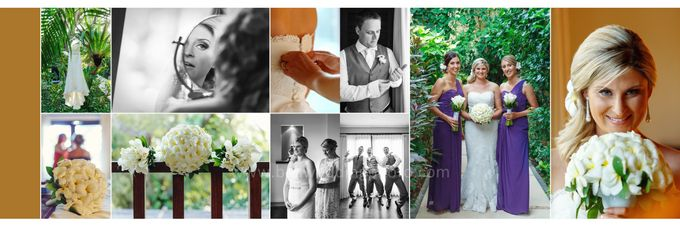 Natalie & Andrew The Wedding by D'studio Photography Bali - 002