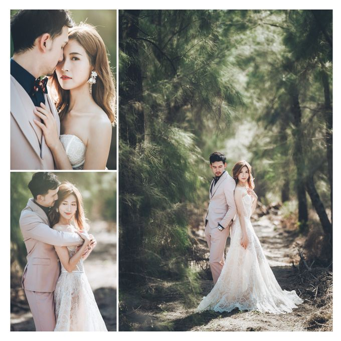 Wiliam & Sarah Romantic Memonts Prewedding by GoFotoVideo - 004