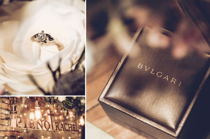 Pineo & Rachel Outdoor Casual Wedding Party at Ubud Bali by GoFotoVideo - 003