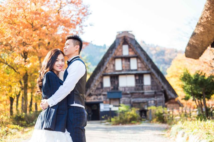 Shirakawa-Go(白川鄉) by My Dream Wedding - 005