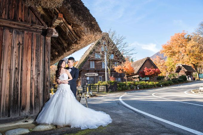 Shirakawa-Go(白川鄉) by My Dream Wedding - 004