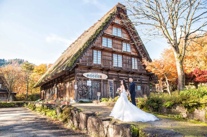 Shirakawa-Go(白川鄉) by My Dream Wedding - 017