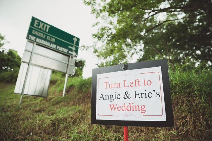 The Wedding of Eric & Angie by Moments By Rendy - 001