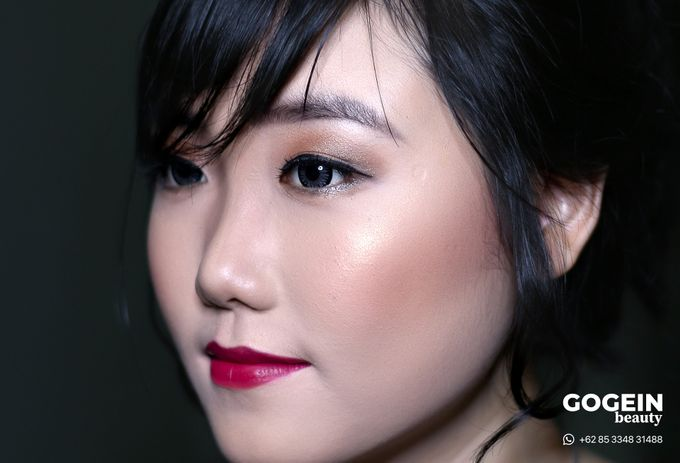 Party Glam Make-Up by Gogein Beauty - 003