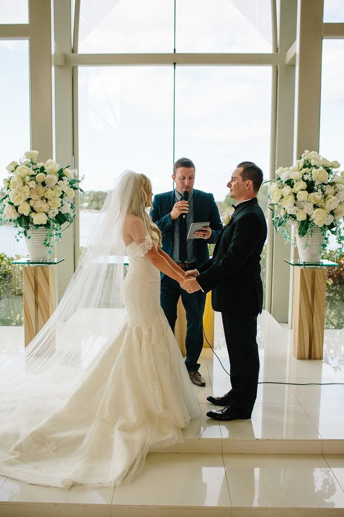 The love story of Bec & Callum - the minimalistic wedding by BWedding Invitations - 016