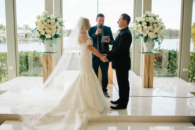 The love story of Bec & Callum - the minimalistic wedding by BWedding Invitations - 017