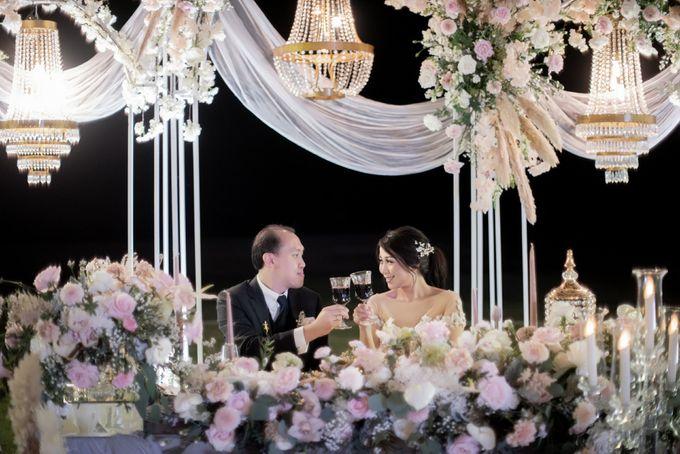 The Wedding of Senjaya & Livia by Bali Wedding Atelier - 035