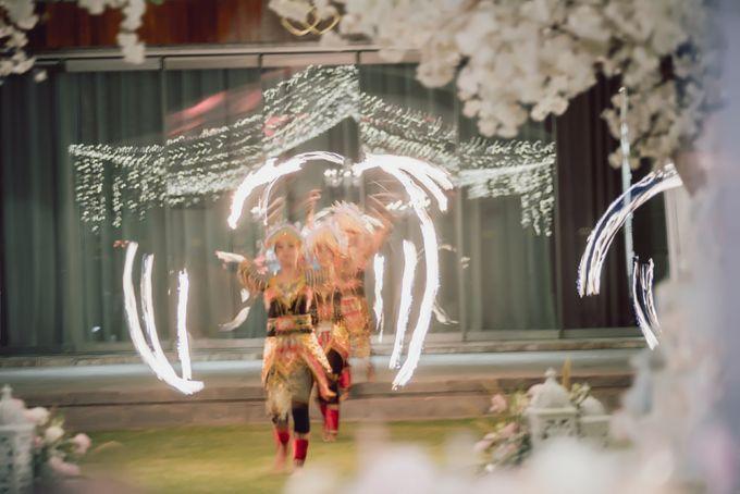 The Wedding of Senjaya & Livia by Bali Wedding Atelier - 036
