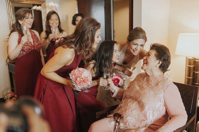 wedding Grace & Raffy by Artem Levy - 031